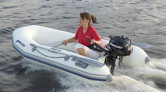 Mercury Inflatable Boats | Barrus