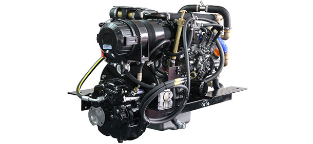 Shire Workboat Engine