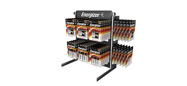 Energizer Battery stand
