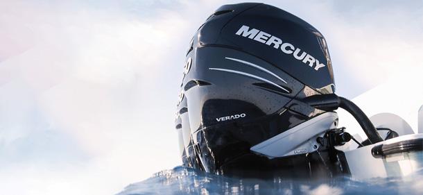 The New Mercury Verado 350