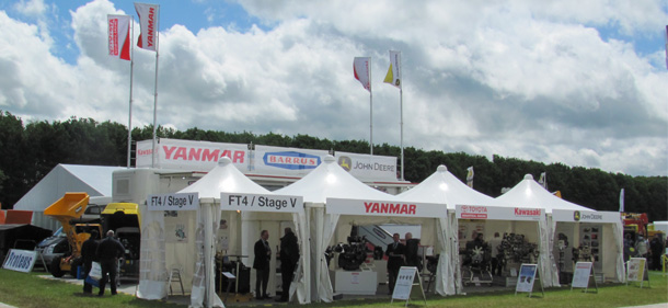 Plantworx stand photo