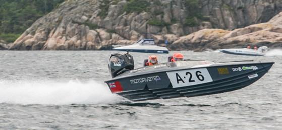 New Mercury 115 Pro XS FourStroke outboard | Barrus